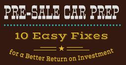 Pre sale car prep