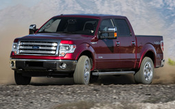 2013 ford f 150 front
