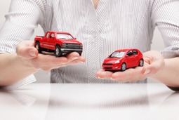 Insuring a multi car policy