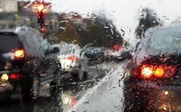 Motorcycle safety tips in rain
