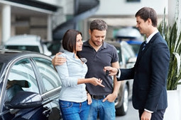 Negotiating a car loan