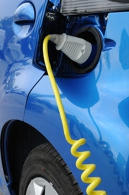 Electric car sales increase