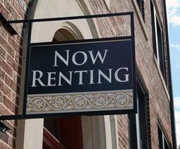 Renting gaining popularity