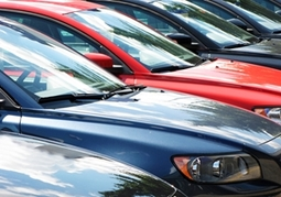 Auto sales increasing