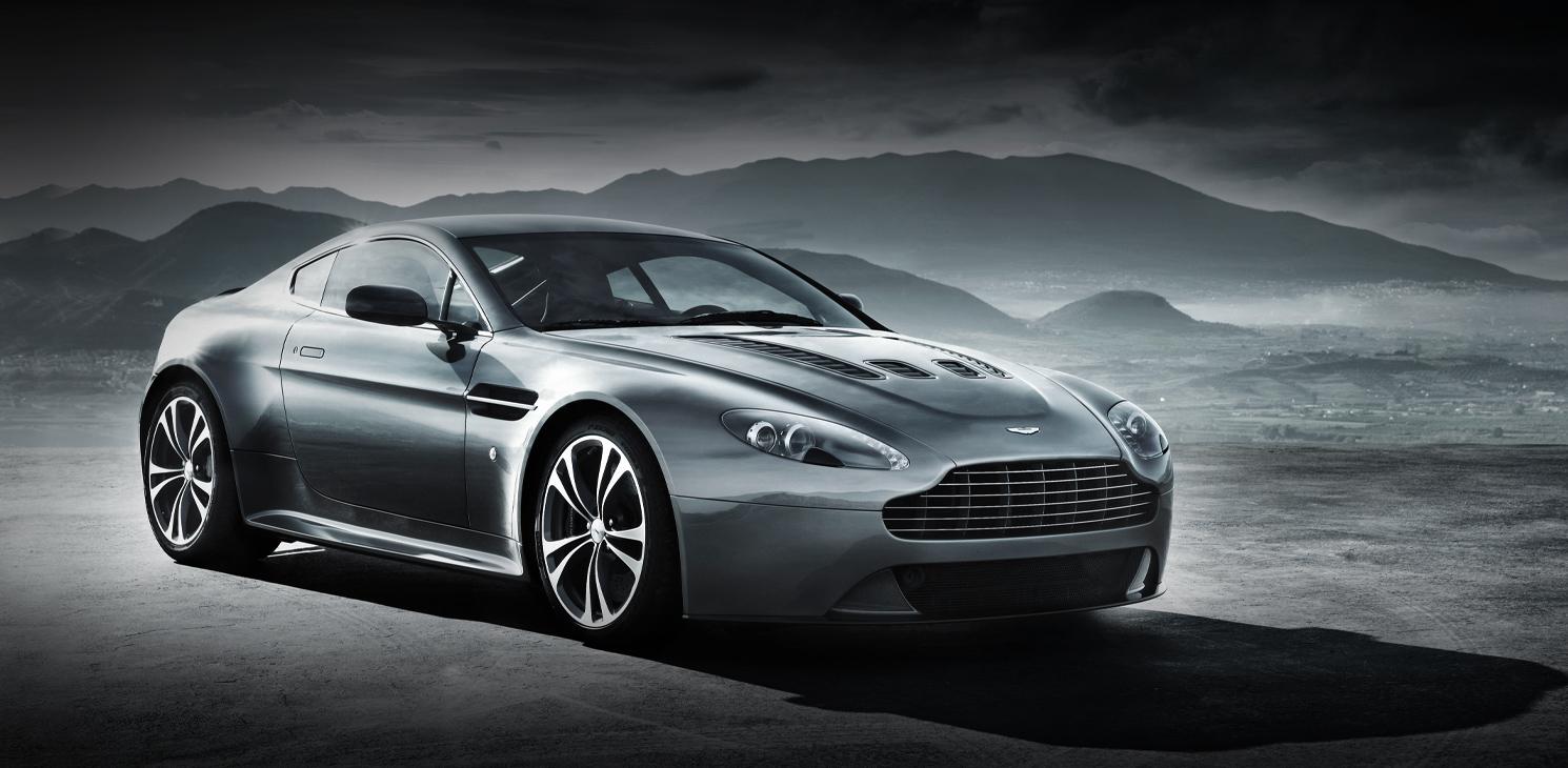 Insuring Aston Martin CoverHound - Aston martin models