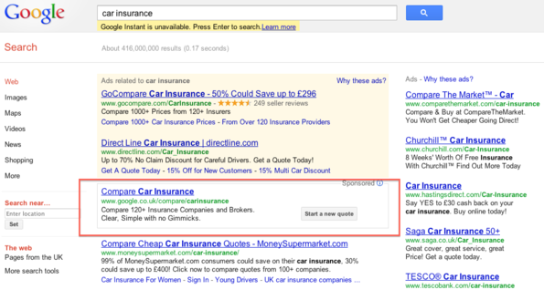 Google Like Coverhound