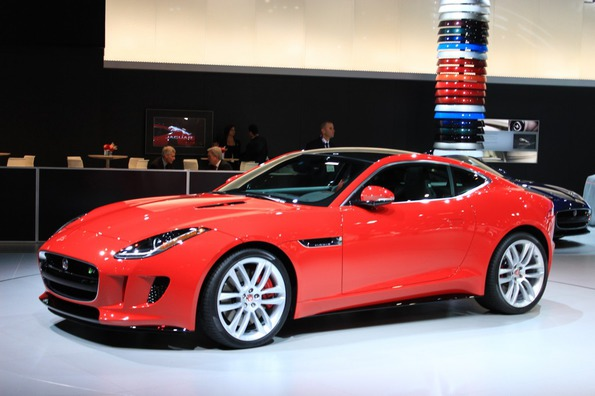 2015 jaguar f type coupe 2013 los angeles auto show
