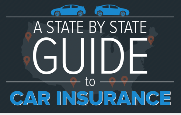 A state by state guide to car insurance